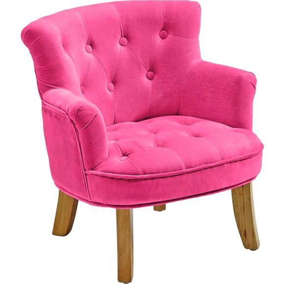 kindersessel in pink ca 49x50x53cm online kaufen m max. Black Bedroom Furniture Sets. Home Design Ideas