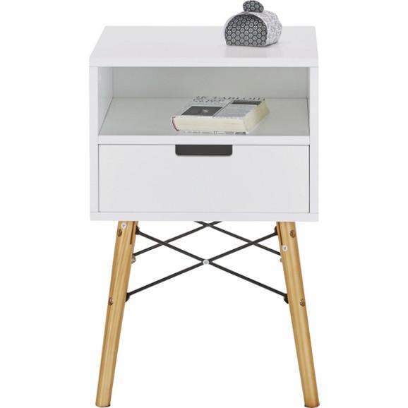kommode in wei aus kiefer online kaufen m max. Black Bedroom Furniture Sets. Home Design Ideas