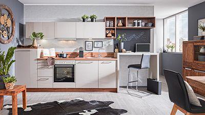 Küchenblöcke: Ideal Für Kleine Küchen