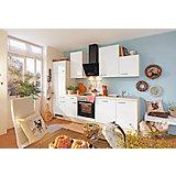 Kuhinjski Blok Venezia Valero - barve hrasta/bela, Moderno, leseni material (220cm)