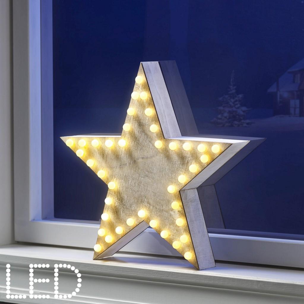LED-Dekoleuchte Natale