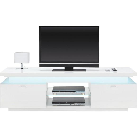 lowboard in wei hochglanz online kaufen m max. Black Bedroom Furniture Sets. Home Design Ideas