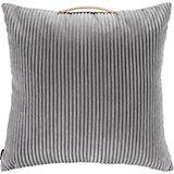 Okrasna Blazina Cordy - svetlo siva, Moderno, tekstil (60/60cm) - MÖMAX modern living