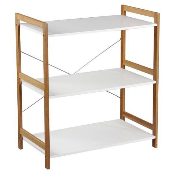 regal in wei naturfarben online kaufen m max. Black Bedroom Furniture Sets. Home Design Ideas