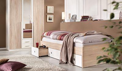 Doppelbett Luxus - Design