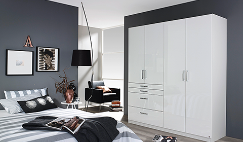 kleiderschr nke entdecken m max. Black Bedroom Furniture Sets. Home Design Ideas