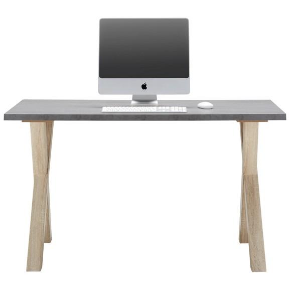 Schreibtisch in graphitfarben online kaufen m max for Schreibtisch xl