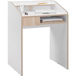 Schreibtisch weiß  Schreibtische entdecken | mömax