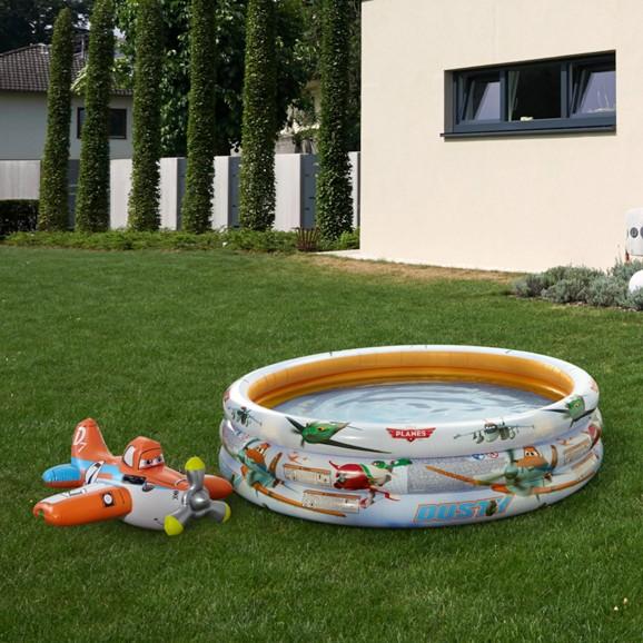 Schwimmbecken planes 3 ring pool online kaufen m max for Schwimmbecken kunststoff