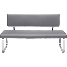 sitzbank gepolstert mit lehne stunning gepolsterte. Black Bedroom Furniture Sets. Home Design Ideas