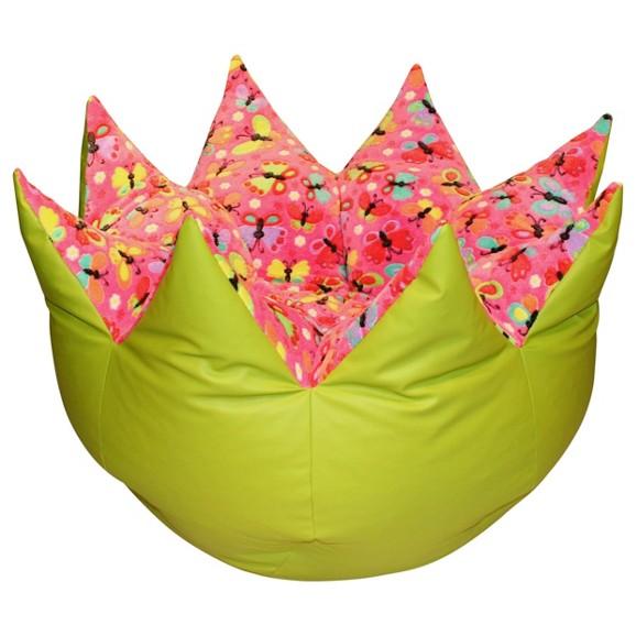 sitzsack in rosa gr n online kaufen m max. Black Bedroom Furniture Sets. Home Design Ideas