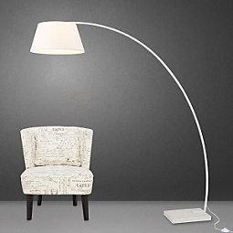 bogen stehlampe latest vidaxl led stehlampe bogenlampe stehleuchte bogen leuchte bro. Black Bedroom Furniture Sets. Home Design Ideas