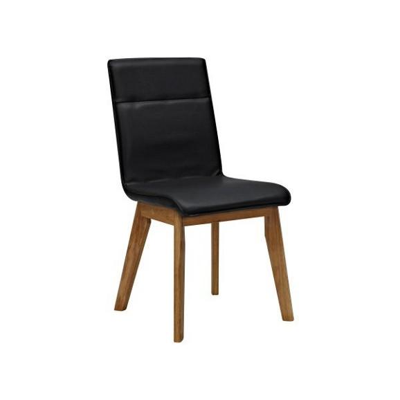 Stuhl aus eiche online kaufen m max for Stuhl schwarz holz