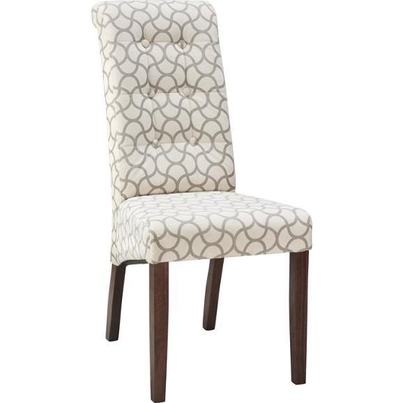 stuhl in creme grau online kaufen m max. Black Bedroom Furniture Sets. Home Design Ideas