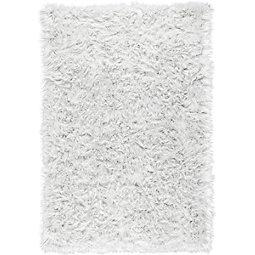 Tkana Preproga Teddy - bela, Romantika, tekstil (100/150cm) - MÖMAX modern living
