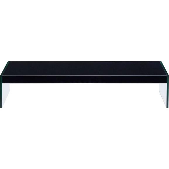 tv aufsatz in schwarz hochglanz online kaufen m max. Black Bedroom Furniture Sets. Home Design Ideas