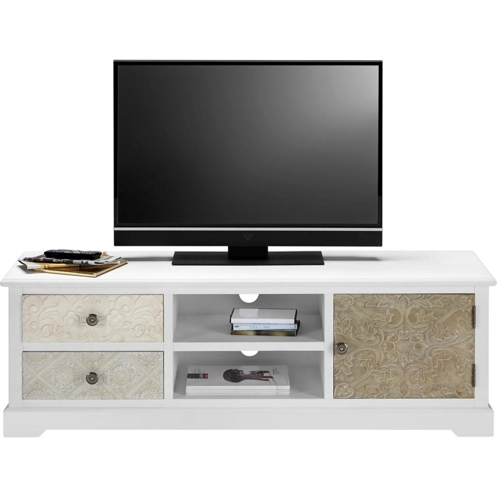 TV-Element im Vintage-Stil Avery