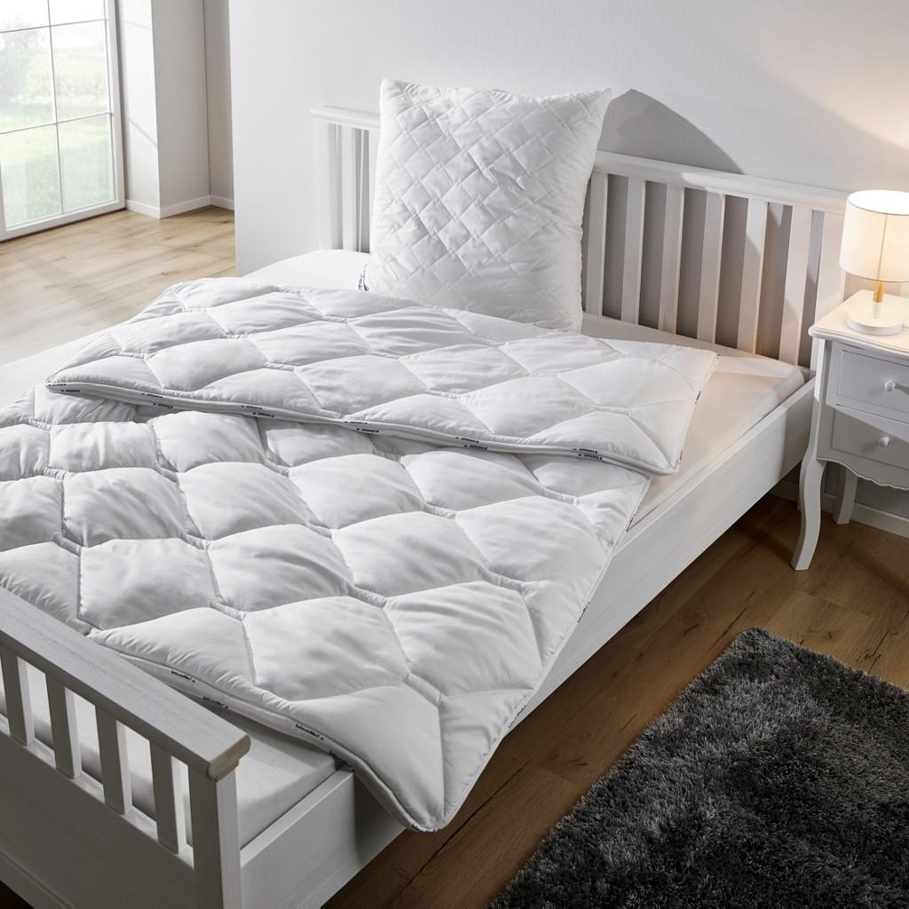 Vierjahreszeiten Betten Set Irisette 155x220/80x80 cm