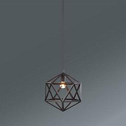 Viseča Svetilka Asti - črna, Moderno, kovina/umetna masa (35/35/125cm) - MÖMAX modern living