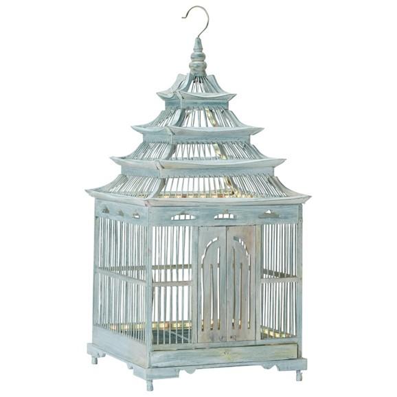 vogelk fig in gr n online kaufen m max. Black Bedroom Furniture Sets. Home Design Ideas