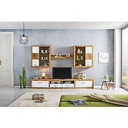 Wohnwand holz eiche  Wohnwände & TV- Möbel jetzt entdecken | mömax