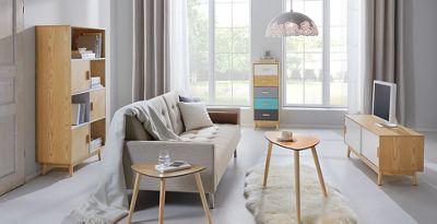 awesome wohnzimmer im erjahre retro stil von muouml with wohnzimmer stil - Wohnzimmer Retro Stil