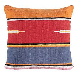 Zierkissen India 50x50cm - Multicolor, MODERN, Textil (50/50cm) - MÖMAX modern living
