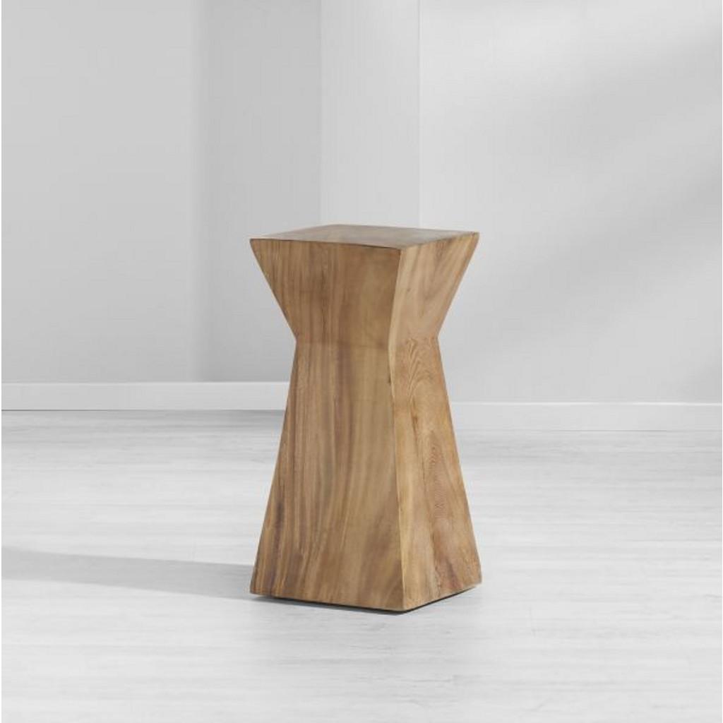 Hocker aus Holz Jepe