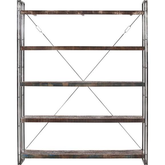 regal aus metall in antik online kaufen m max. Black Bedroom Furniture Sets. Home Design Ideas