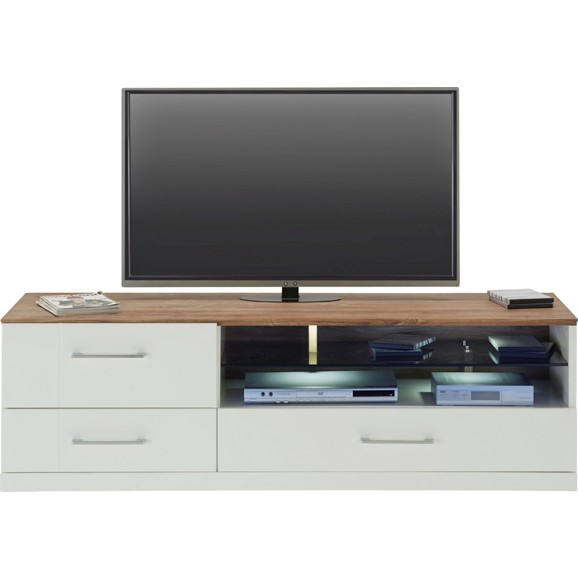 tv element in wei akazie tv m bel wohnw nde tv m bel wohnzimmer produkte. Black Bedroom Furniture Sets. Home Design Ideas
