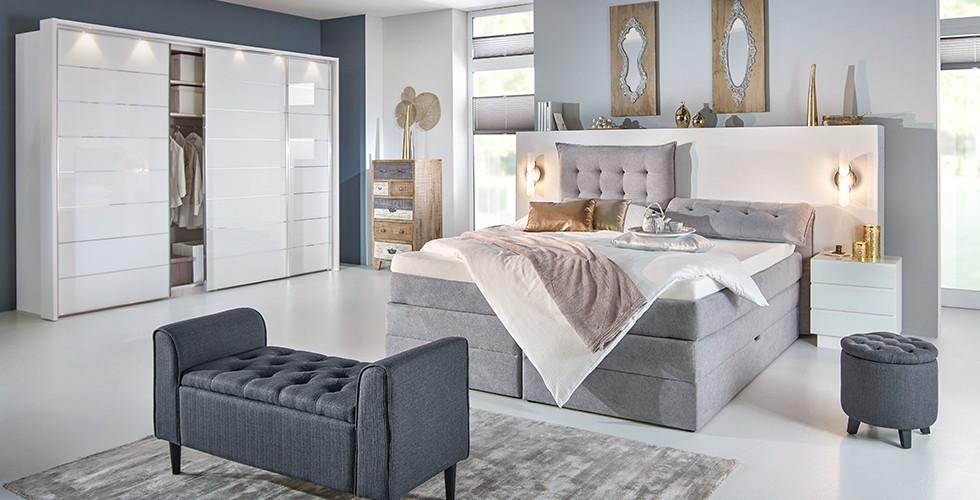 multifunktionsbett motorverstellung handyladefunktion. Black Bedroom Furniture Sets. Home Design Ideas