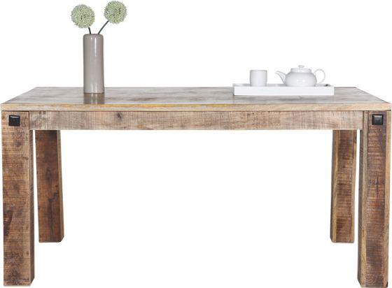 Esstisch in Braun aus Mangoholz - Tische - Küchen & Esszimmer ...