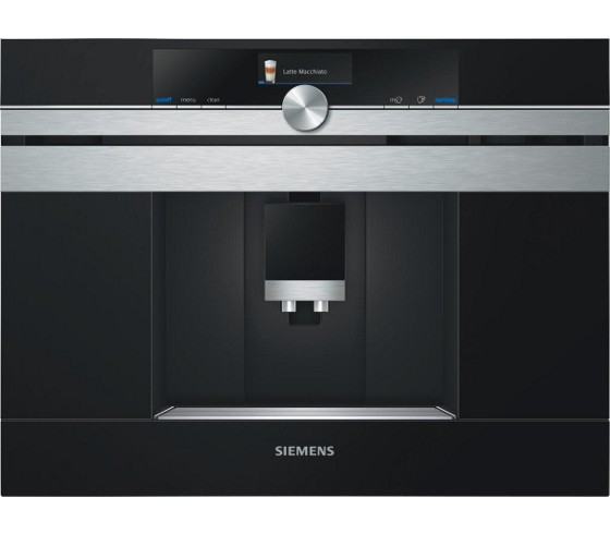 kaffeevollautomat siemens ct636les1 haushaltselektronik haushaltswaren produkte. Black Bedroom Furniture Sets. Home Design Ideas