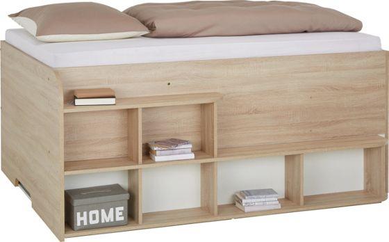 Bett Sonoma Eiche ca. 200x140cm - Betten - Betten - Schlafzimmer ...