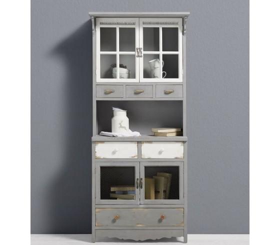 kredenz im vintage stil gitte kommoden kommoden regale wohnzimmer produkte. Black Bedroom Furniture Sets. Home Design Ideas