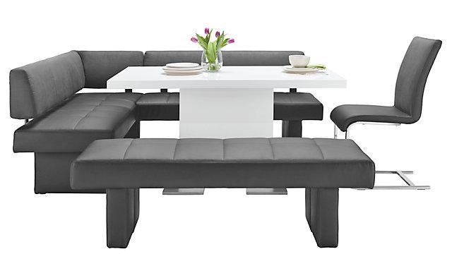 eckbank in schwarz/anthrazit online kaufen ➤ mömax, Moderne deko