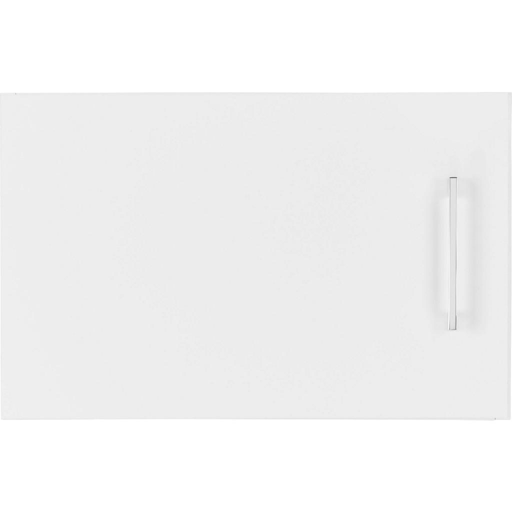 Aufsatzschrank in Weiß 1-türig