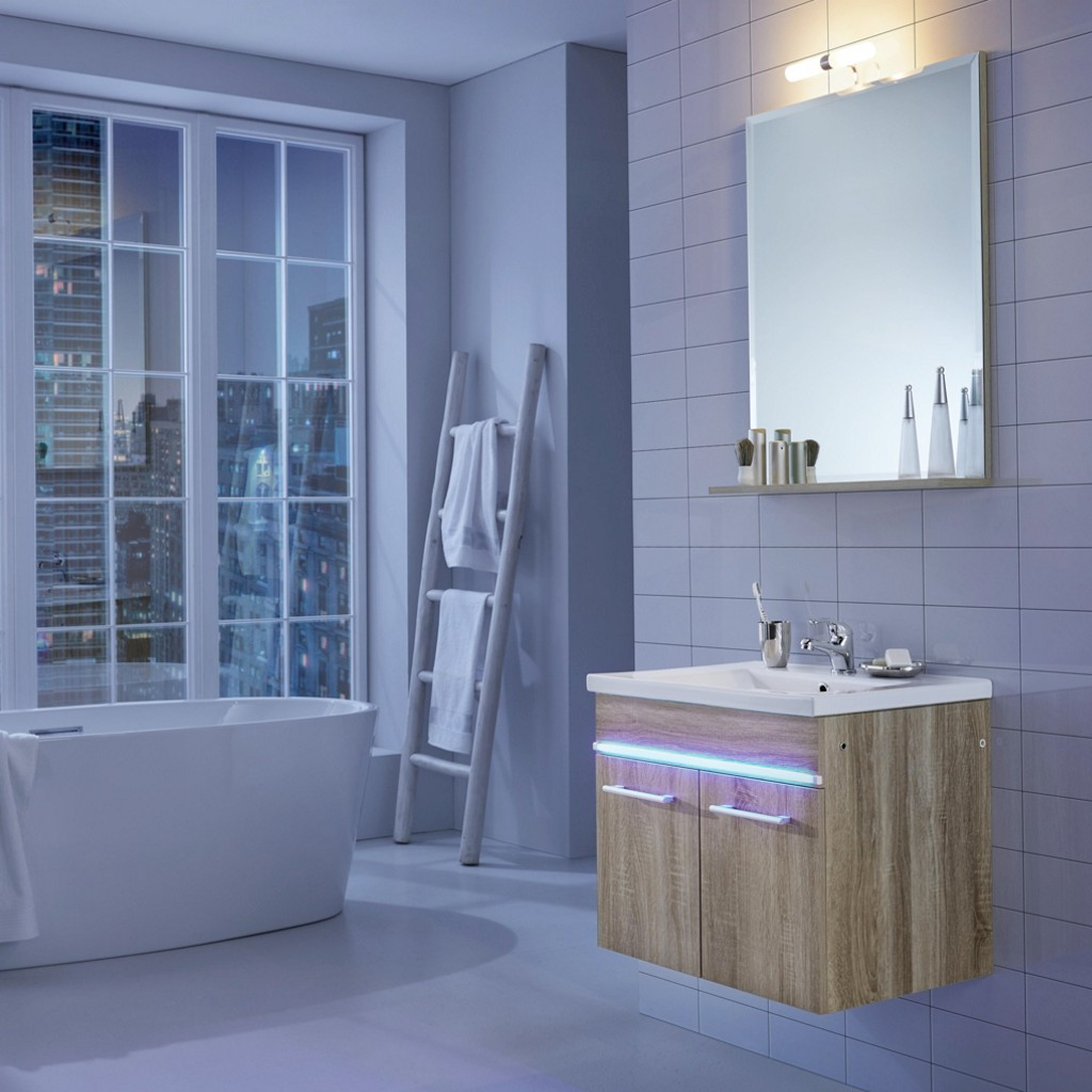 Vorschaubild von Badezimmer Sia mit LED Beleuchtung