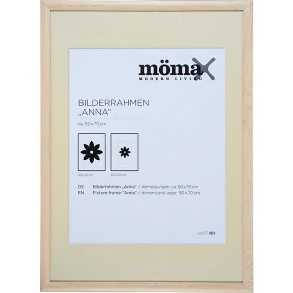 bilderrahmen anna ca 50x70cm aus holz online kaufen m max. Black Bedroom Furniture Sets. Home Design Ideas