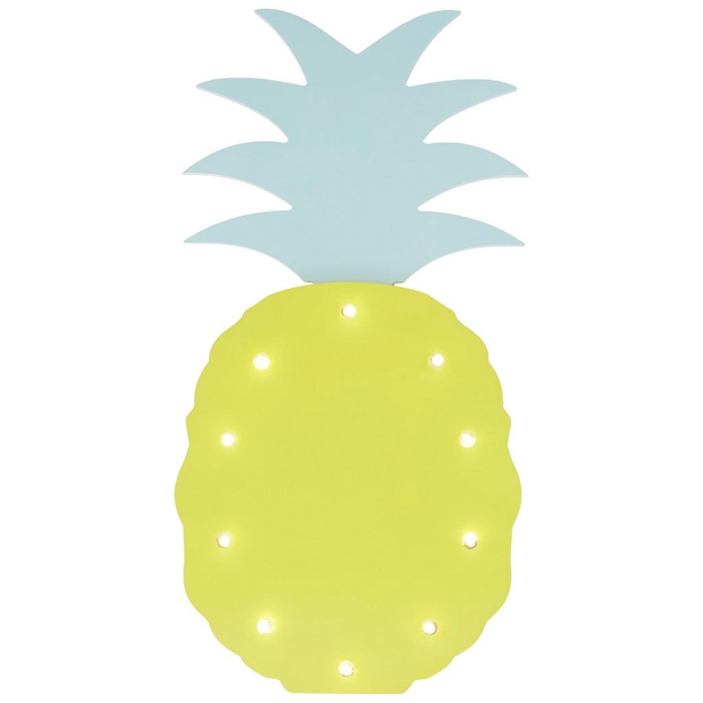 Dekofrucht Miami Beach in Gelb