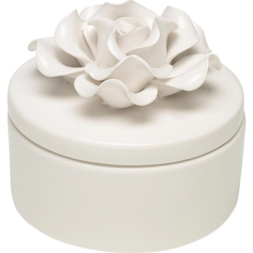 Dose Romance aus Keramik