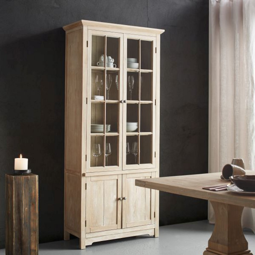 Highboard Savannah in Naturbraun