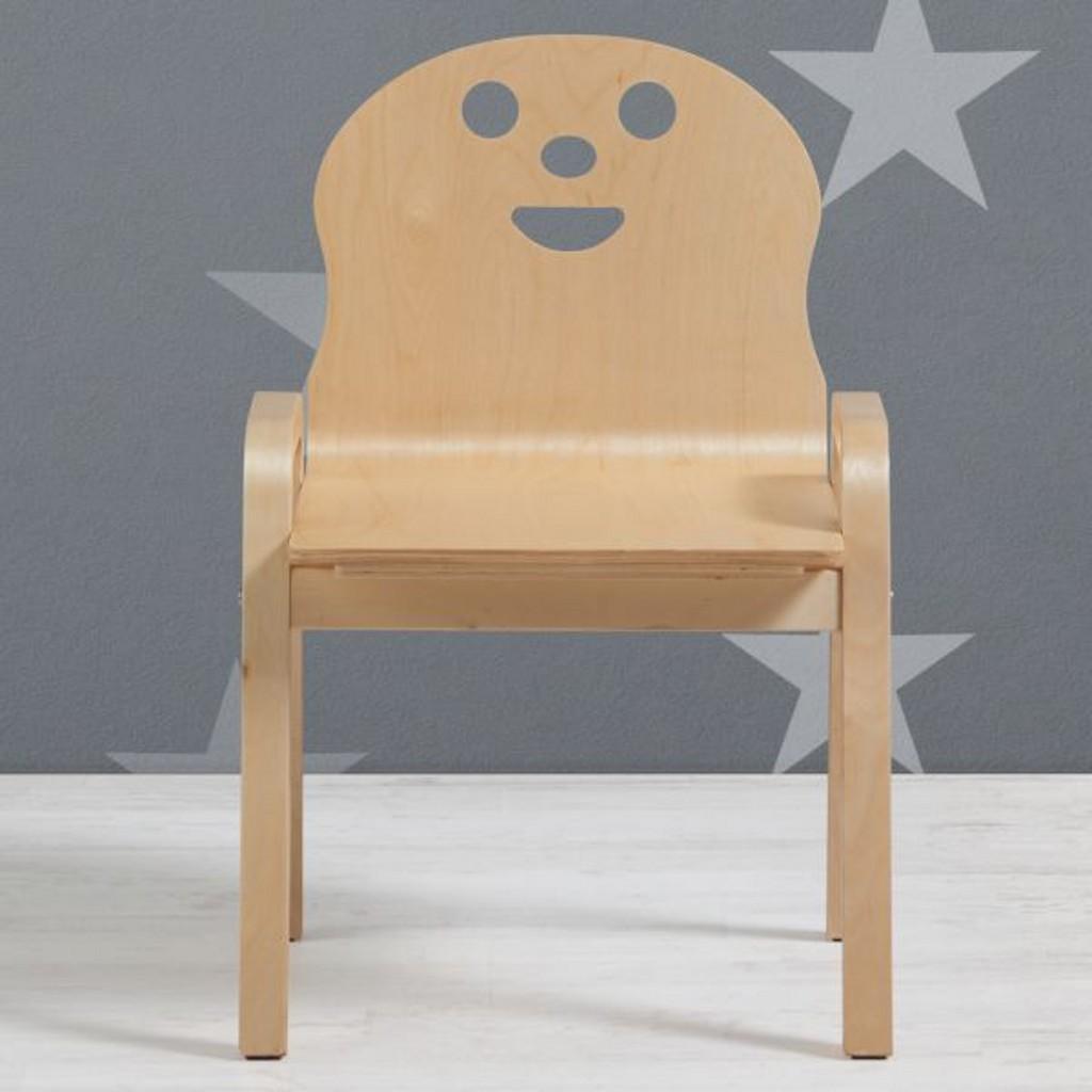 Kinderstuhl Sunny aus Birkenholz
