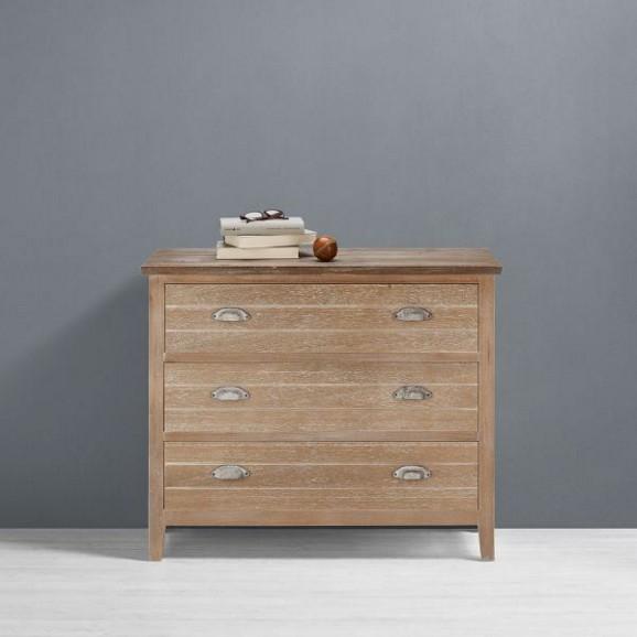 kommode savannah antik in naturbraun online kaufen m max. Black Bedroom Furniture Sets. Home Design Ideas