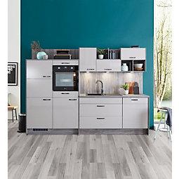 Küchen online kaufen | mömax | {Pino küchen betonoptik 5}