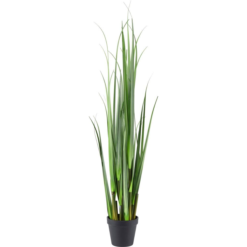 Kunstpflanze Mica in Grün