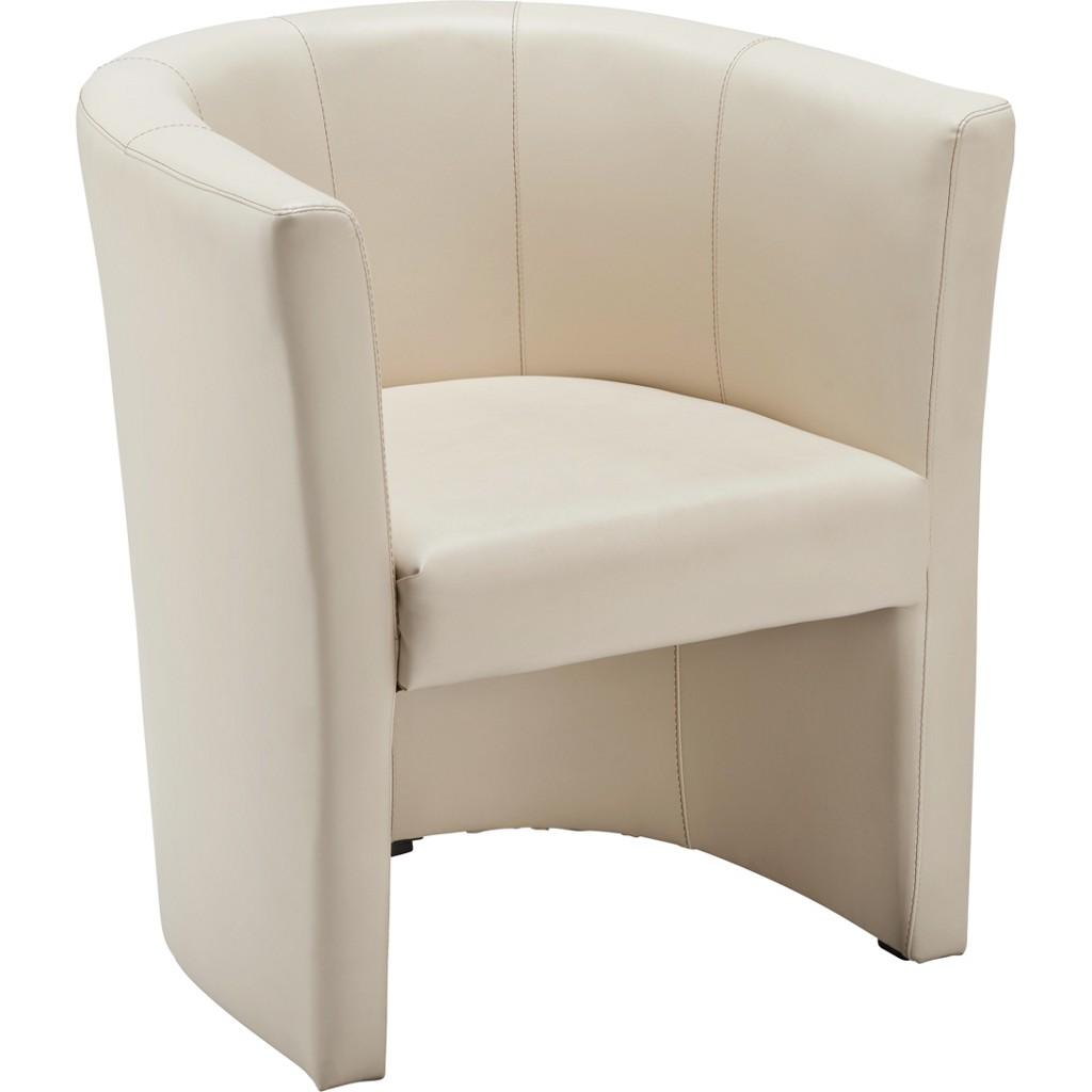 Sessel in Beige
