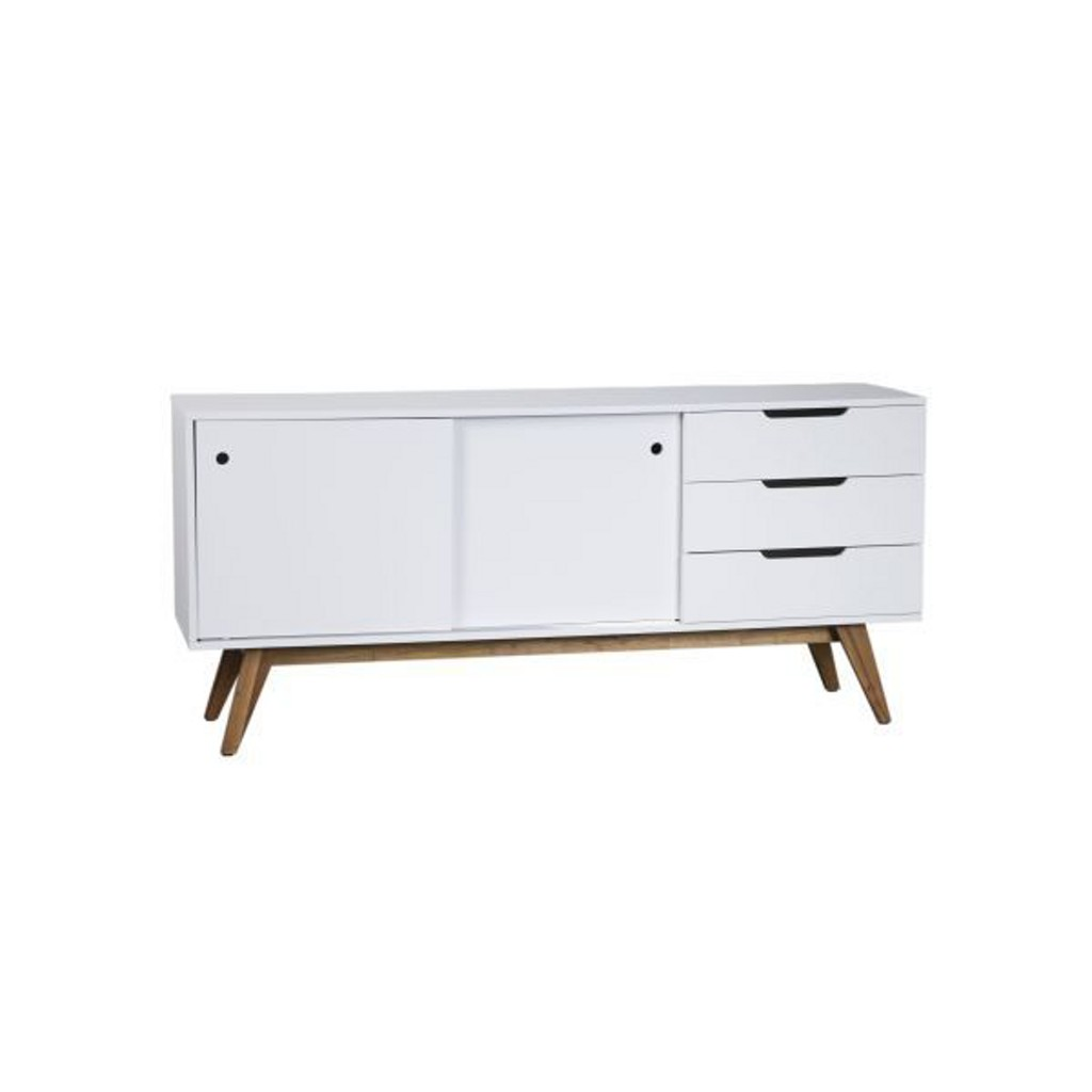 Faszinierend Sideboard Massiv Weiß Dekoration Von