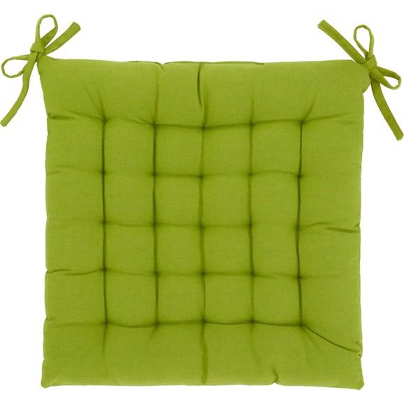 sitzkissen anke in gr n ca 40x40cm online kaufen m max. Black Bedroom Furniture Sets. Home Design Ideas