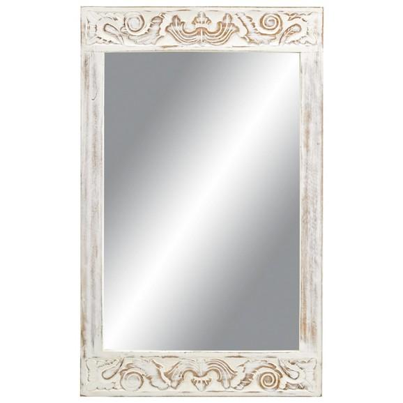 spiegel in wei ca 53x85x3cm online kaufen m max. Black Bedroom Furniture Sets. Home Design Ideas